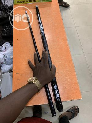 Brand New Cue Stick (Tiny Mouth)   Sports Equipment for sale in Lagos State, Egbe Idimu
