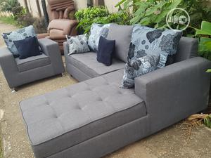 Modern Design L Shape With Single   Furniture for sale in Lagos State, Ojo