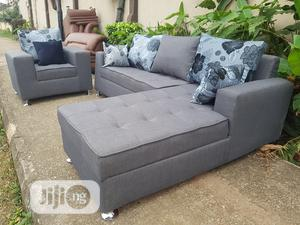 Modern Design L Shape With Single   Furniture for sale in Lagos State, Badagry