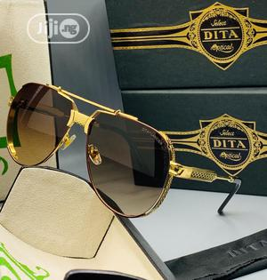 Designer Sunglasses Gold | Clothing Accessories for sale in Lagos State, Lagos Island (Eko)