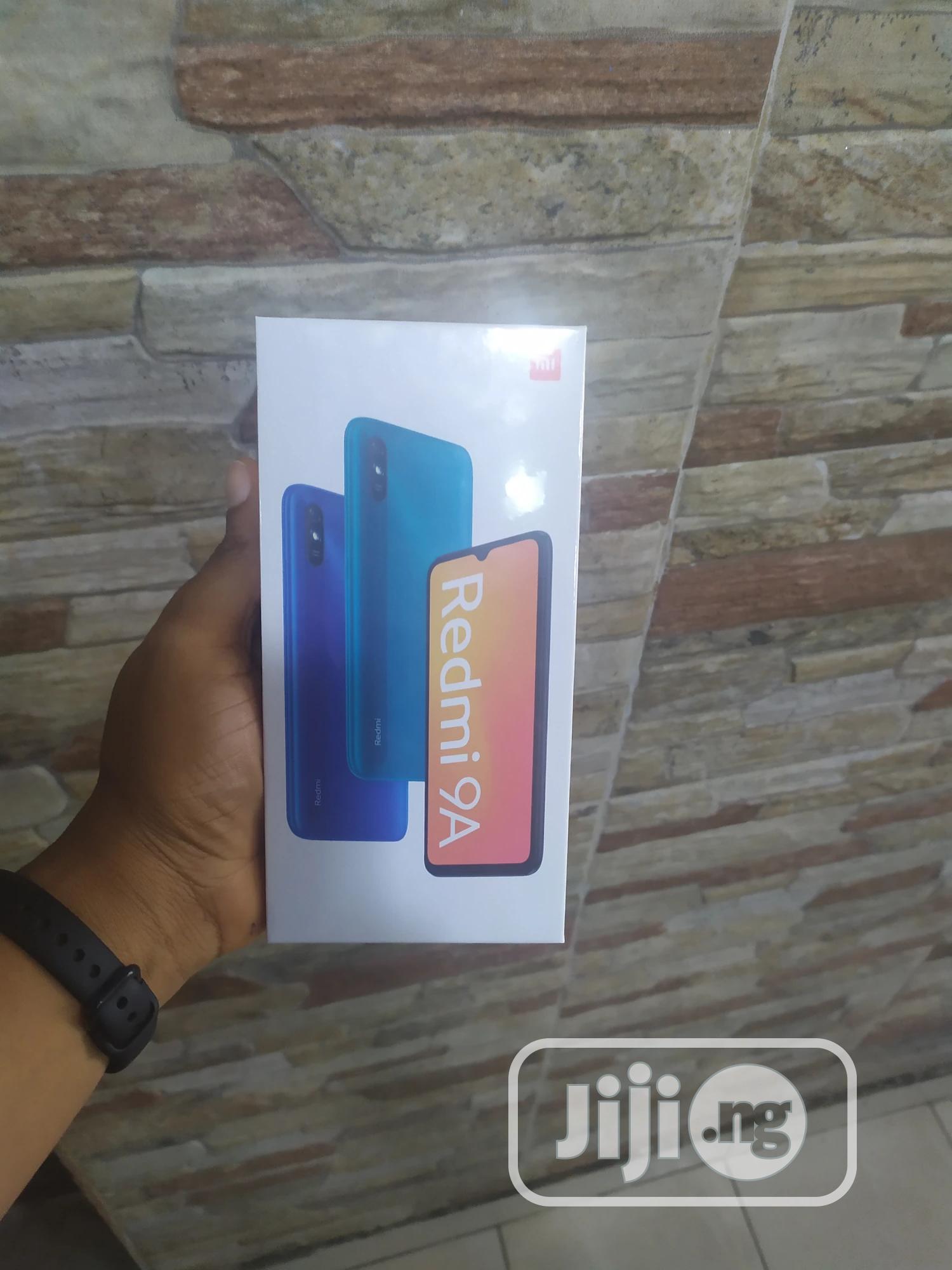 New Xiaomi Redmi 9A 32 GB Gray