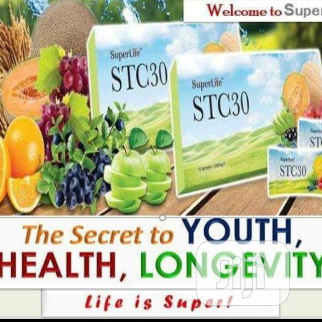 Superlife Stc30 Permanent Cure for All Kind of Diseases