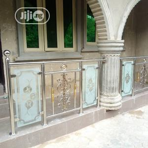 Glass And Runners Stainless Handrails | Building & Trades Services for sale in Lagos State, Orile