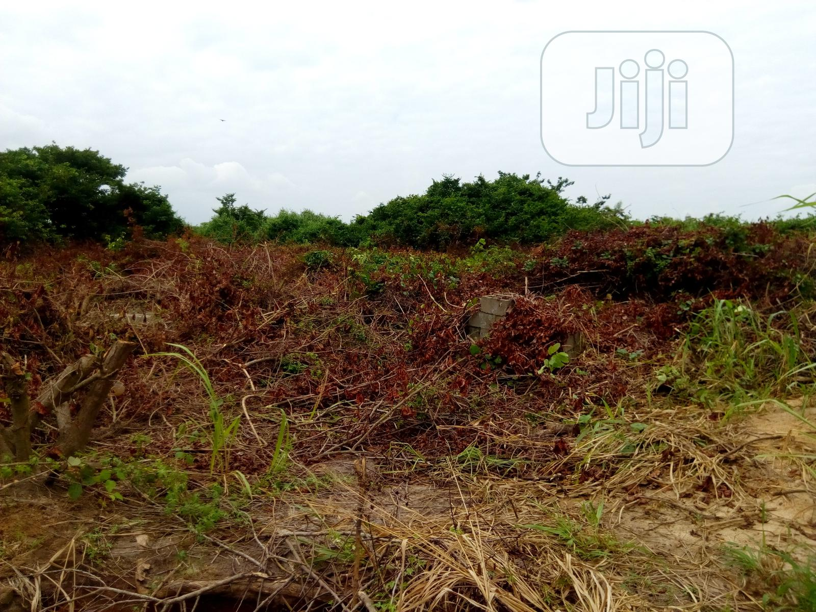 Half Plot of Land for Sale at Ibeshe