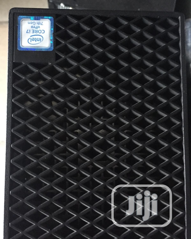 Desktop Computer Dell OptiPlex 7050 16GB Intel Core i7 HDD 1T | Laptops & Computers for sale in Ikeja, Lagos State, Nigeria