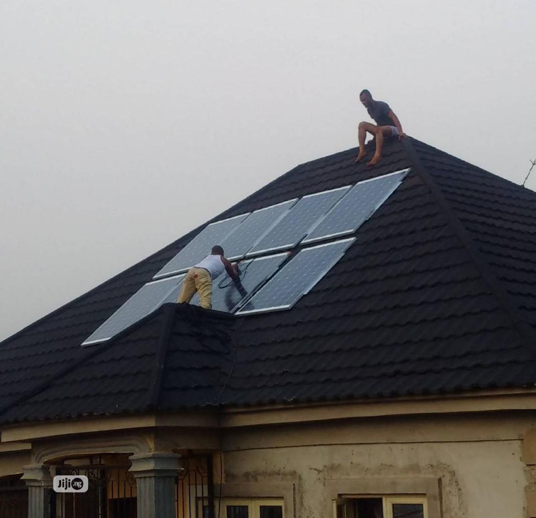 Solar/Inverter Engineer