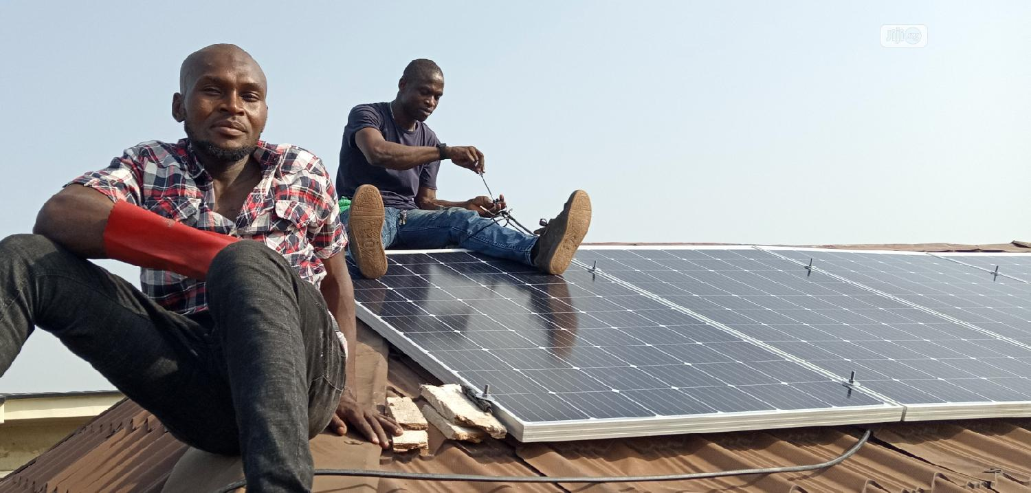 Solar/Inverter Engineer | Building & Trades Services for sale in Lagos Island, Lagos State, Nigeria