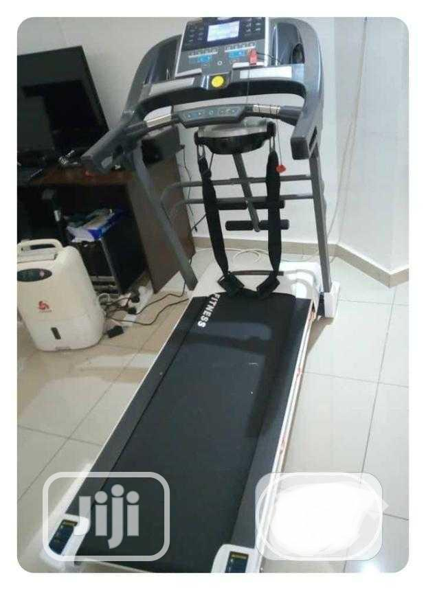 Quality Treadmill With Massager