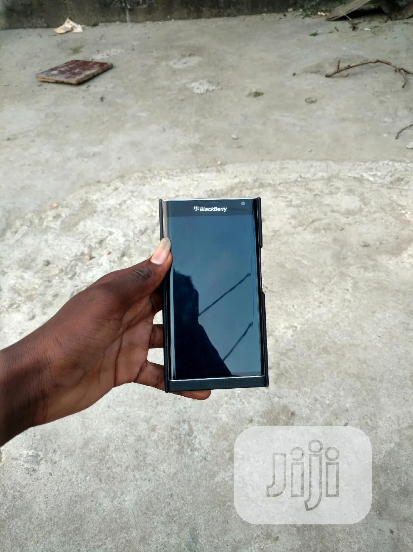New BlackBerry Priv 32 GB Black