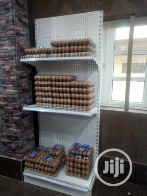 Fantabulous Metal Shelf | Store Equipment for sale in Lagos State, Agboyi/Ketu