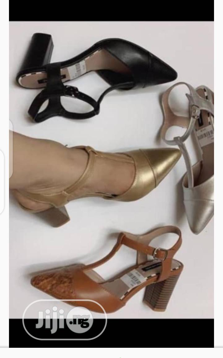 New Designs Female Sandals Shoes | Shoes for sale in Lagos Island, Lagos State, Nigeria