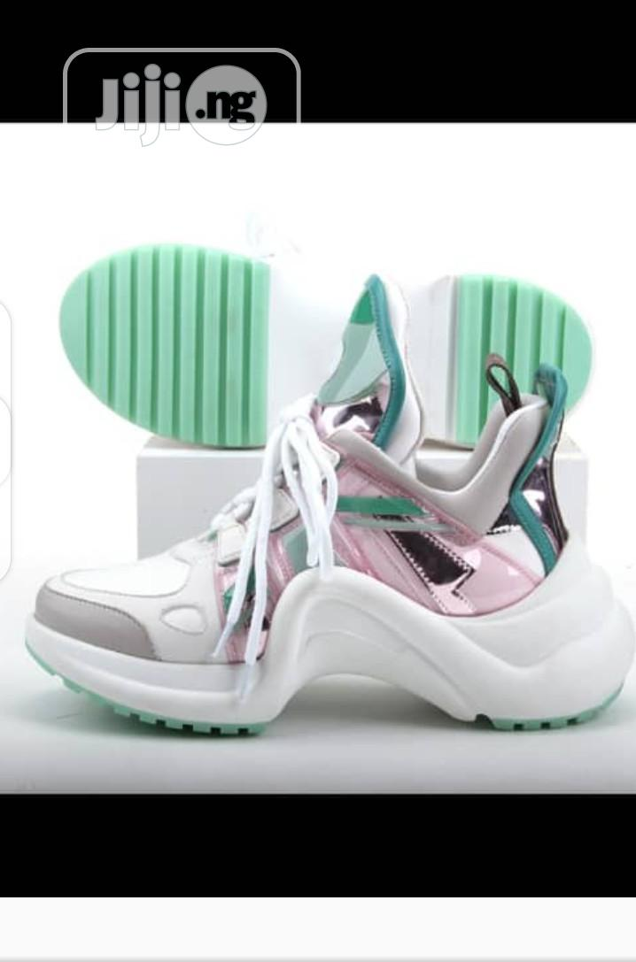 New Quality Female Sneakers   Shoes for sale in Lagos Island, Lagos State, Nigeria