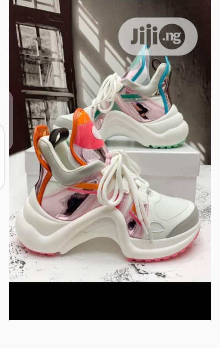 New Classic Female Nice Sneakers | Shoes for sale in Lagos Island, Lagos State, Nigeria
