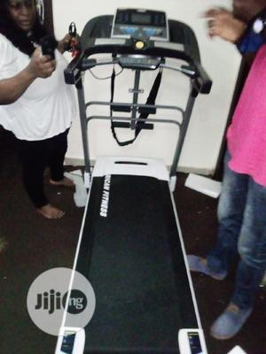 2.5hp Heavy Duty Treadmill   Sports Equipment for sale in Lagos State, Yaba