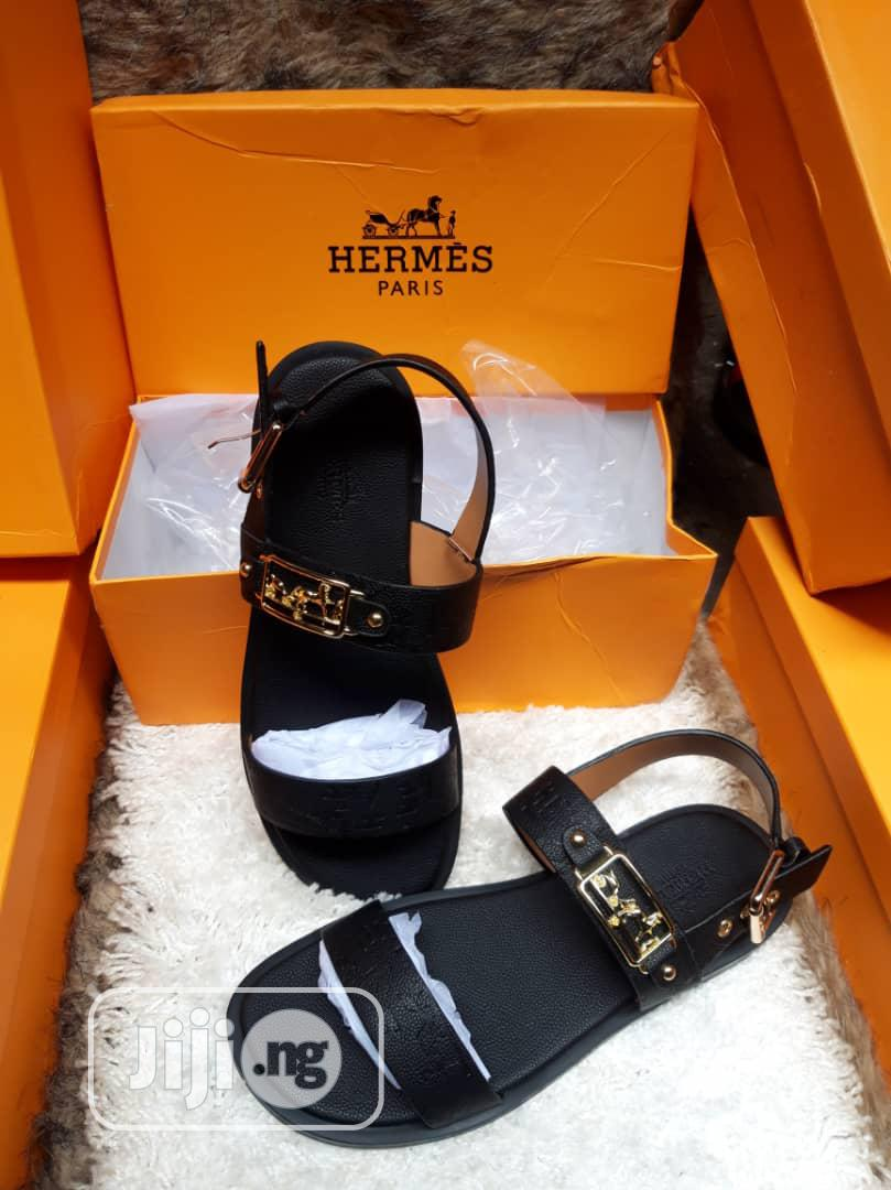 New Quality Leather Sandals   Shoes for sale in Lagos Island, Lagos State, Nigeria