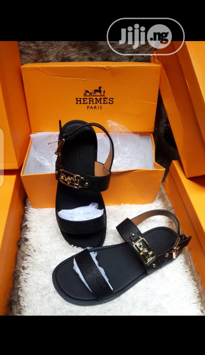 New Quality Leather Sandals