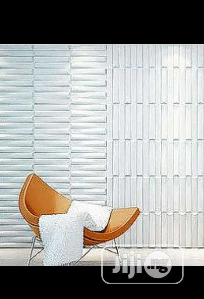 3D Wall Panel Installation And Electrical Installation Work