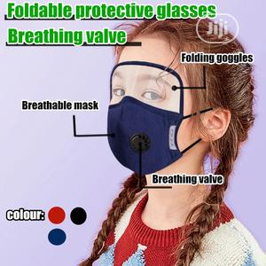 Kids Face And Nose Shield | Safetywear & Equipment for sale in Rivers State, Port-Harcourt
