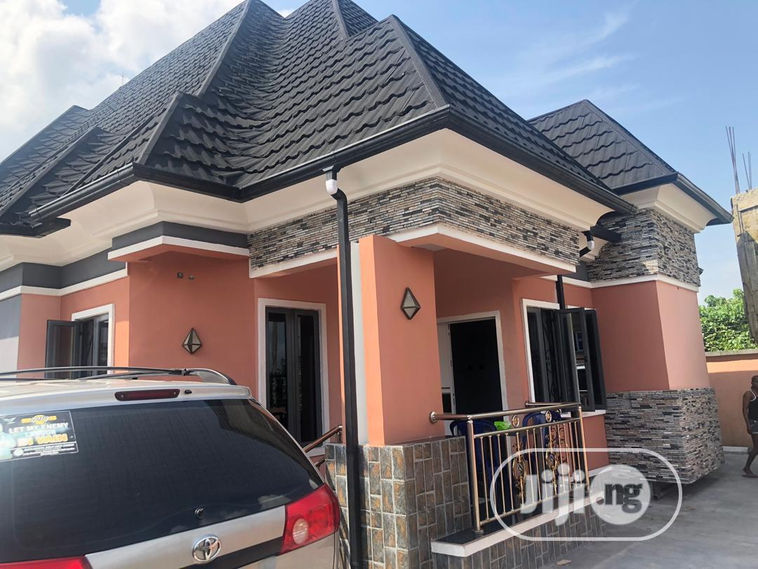 Newly Built 4bedrooms Bungalow And 2bedrooms In Warri