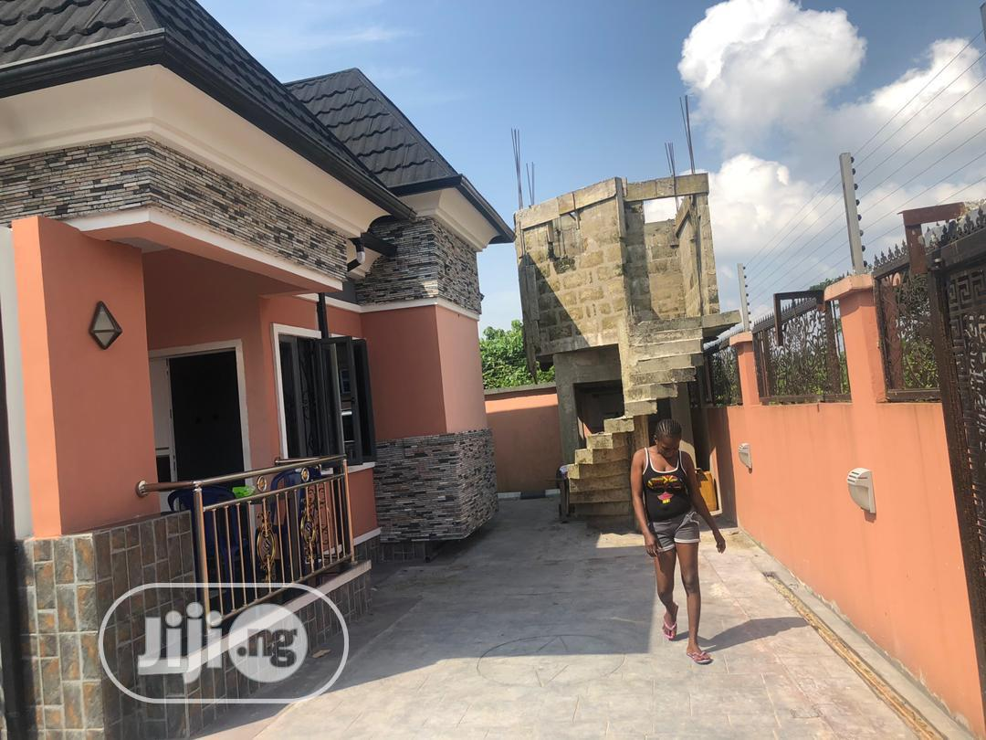 Newly Built 4bedrooms Bungalow And 2bedrooms In Warri | Houses & Apartments For Sale for sale in Warri, Delta State, Nigeria