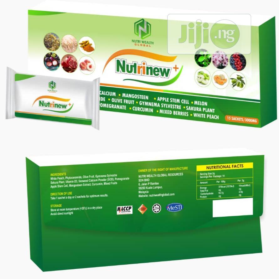 Nutrinew+ Stem Cell