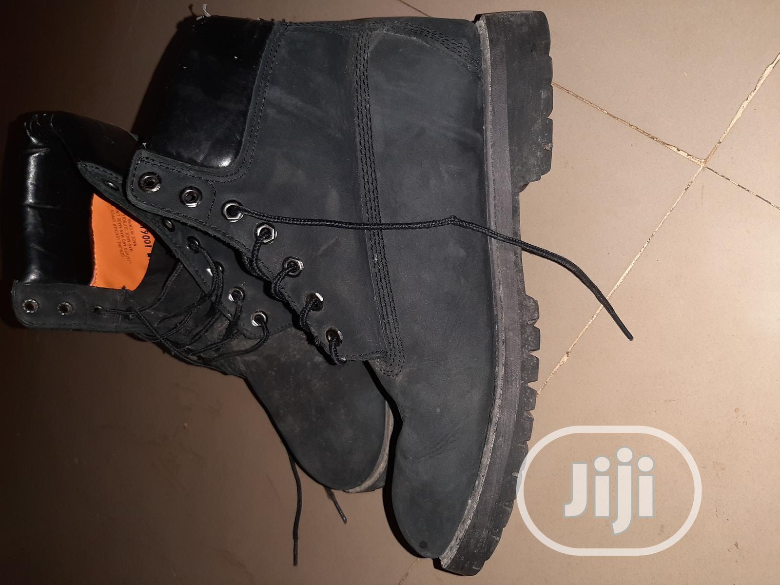 Archive: Original USA Timberland Shoes