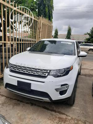 Land Rover Discovery 2016 White   Cars for sale in Lagos State, Ipaja