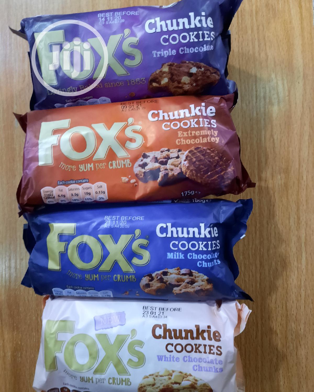 Fox's Chunky Cookies