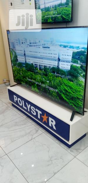 "Polystar UHD 4K Slim TV (75""Inch) Smart Internet (Netflix) | TV & DVD Equipment for sale in Lagos State, Ojo"