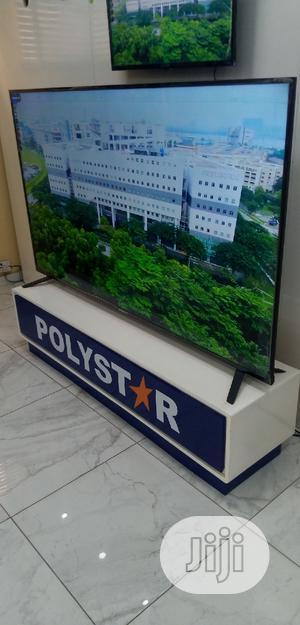 Polystar 75-Inch Uhd Smart 4K (Netflix) Original Warranty   TV & DVD Equipment for sale in Lagos State, Ojo