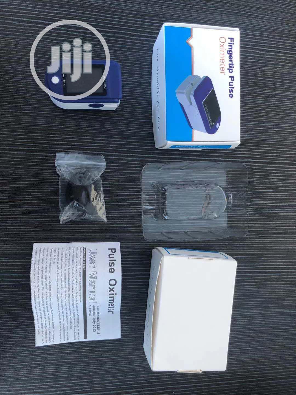 Finger Pulse Oximeters | Medical Supplies & Equipment for sale in Lagos Island (Eko), Lagos State, Nigeria