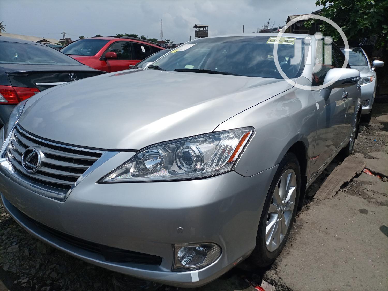 Lexus ES 2011 350
