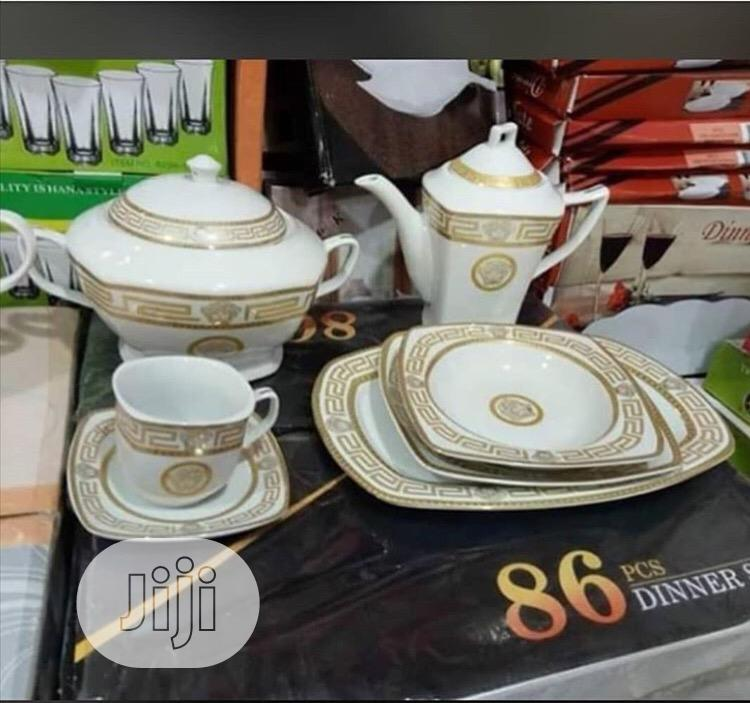 86pcs Exquisite Versace Dinnerware