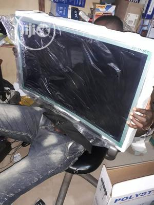 Polystar 32 Inches Smart Curved Tv   TV & DVD Equipment for sale in Lagos State, Ikeja