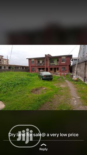 A Plot of Land and Building | Land & Plots For Sale for sale in Lagos State, Ojo