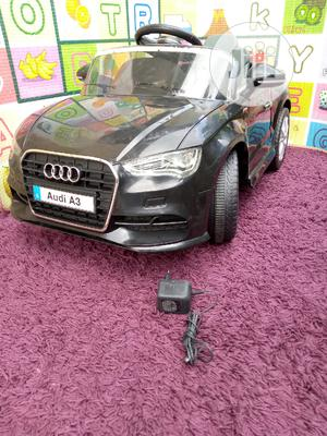 Uk Used Kids Licensed Audi A3 Ride On Car | Toys for sale in Lagos State, Surulere