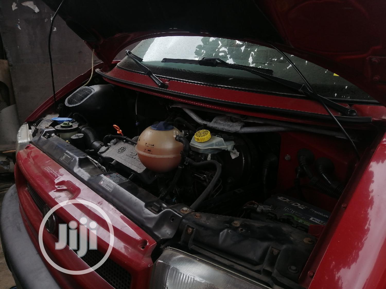Archive: Volkswagen LT 2002