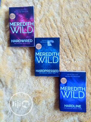 Meredith Wilds Hacker Series   Books & Games for sale in Lagos State, Alimosho