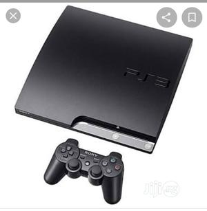 Playstation 3 Slim With Downloaded Games Both Fifa/Pes 2020 | Video Game Consoles for sale in Lagos State, Oshodi