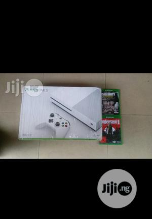 Brand New Xbox One S Console With 2 Games Cd Inside | Video Game Consoles for sale in Lagos State, Oshodi