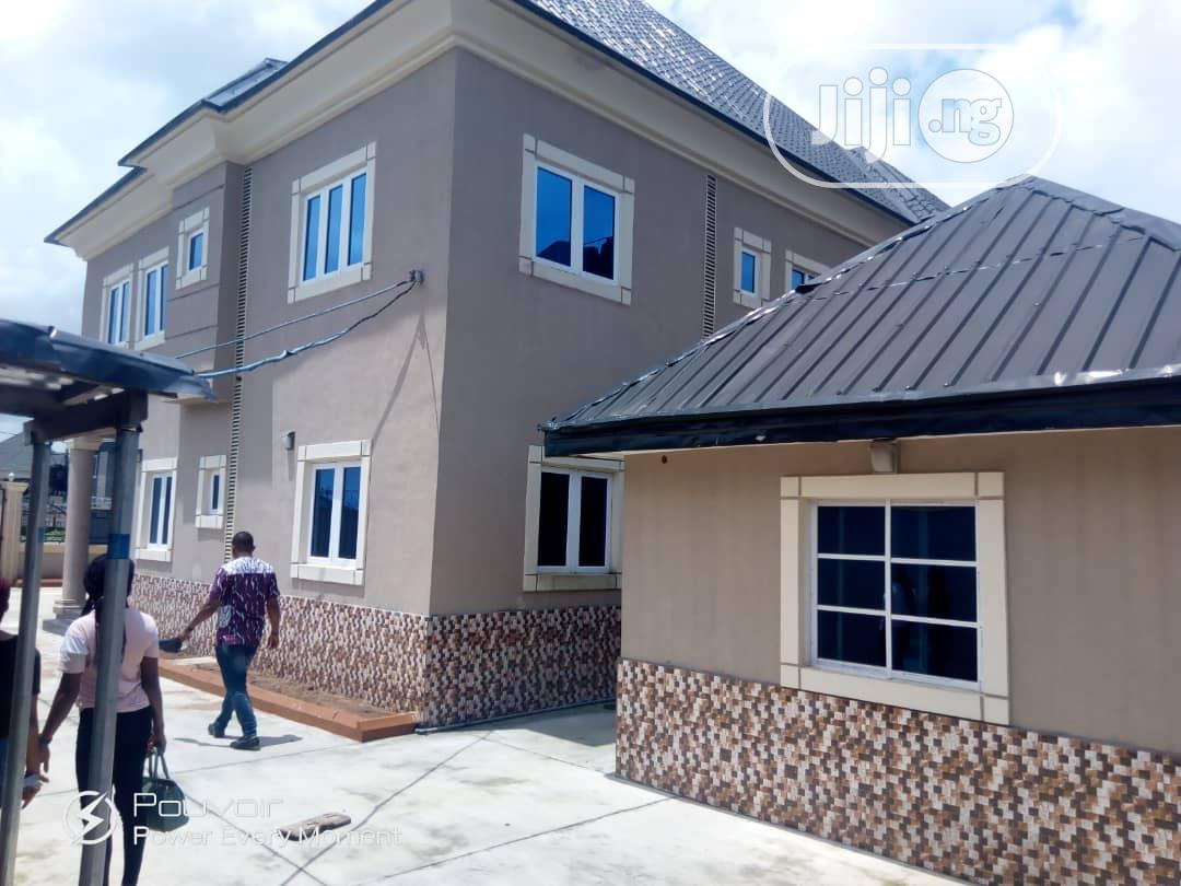 2 Bedroom Flat With A Parlor Located At Egbeada Housing