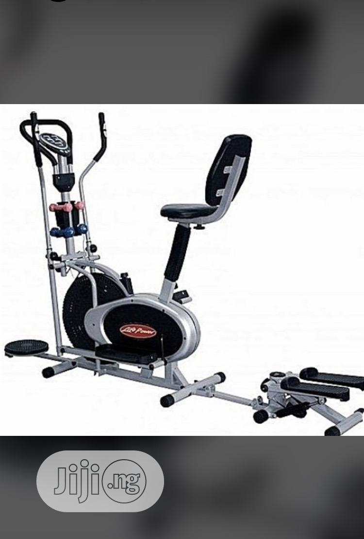 4 in 1 Exercise Bike