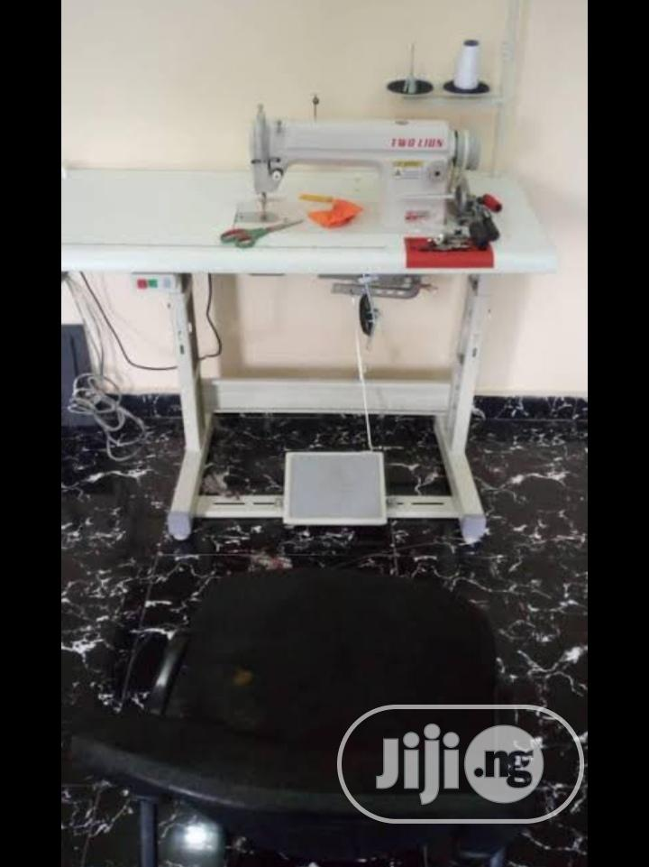 Archive: Two Lion Industrial Straight Sewing Machine