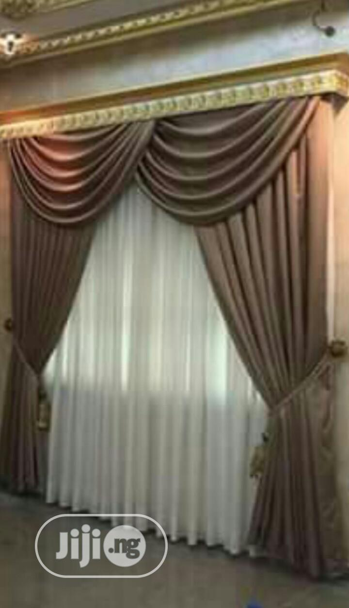 Quality Curtains for Your Homes and Office,   Home Accessories for sale in Surulere, Lagos State, Nigeria