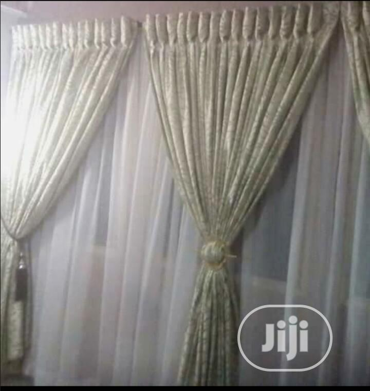 Quality Curtains for Your Homes and Office, | Home Accessories for sale in Surulere, Lagos State, Nigeria