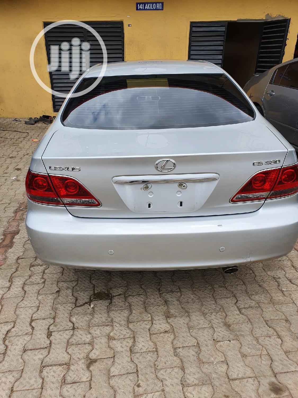 Lexus ES 2005 330 Silver | Cars for sale in Ikeja, Lagos State, Nigeria