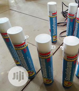 Professional Expansion PU Construction Spray Foam Sealant | Building Materials for sale in Lagos State, Yaba