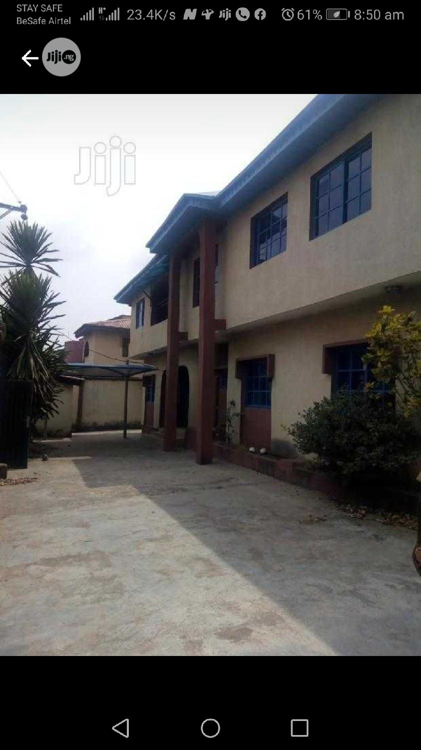 A 5 Bedroom Fully Detached Duplex | Houses & Apartments For Sale for sale in Ifako-Ijaiye, Lagos State, Nigeria