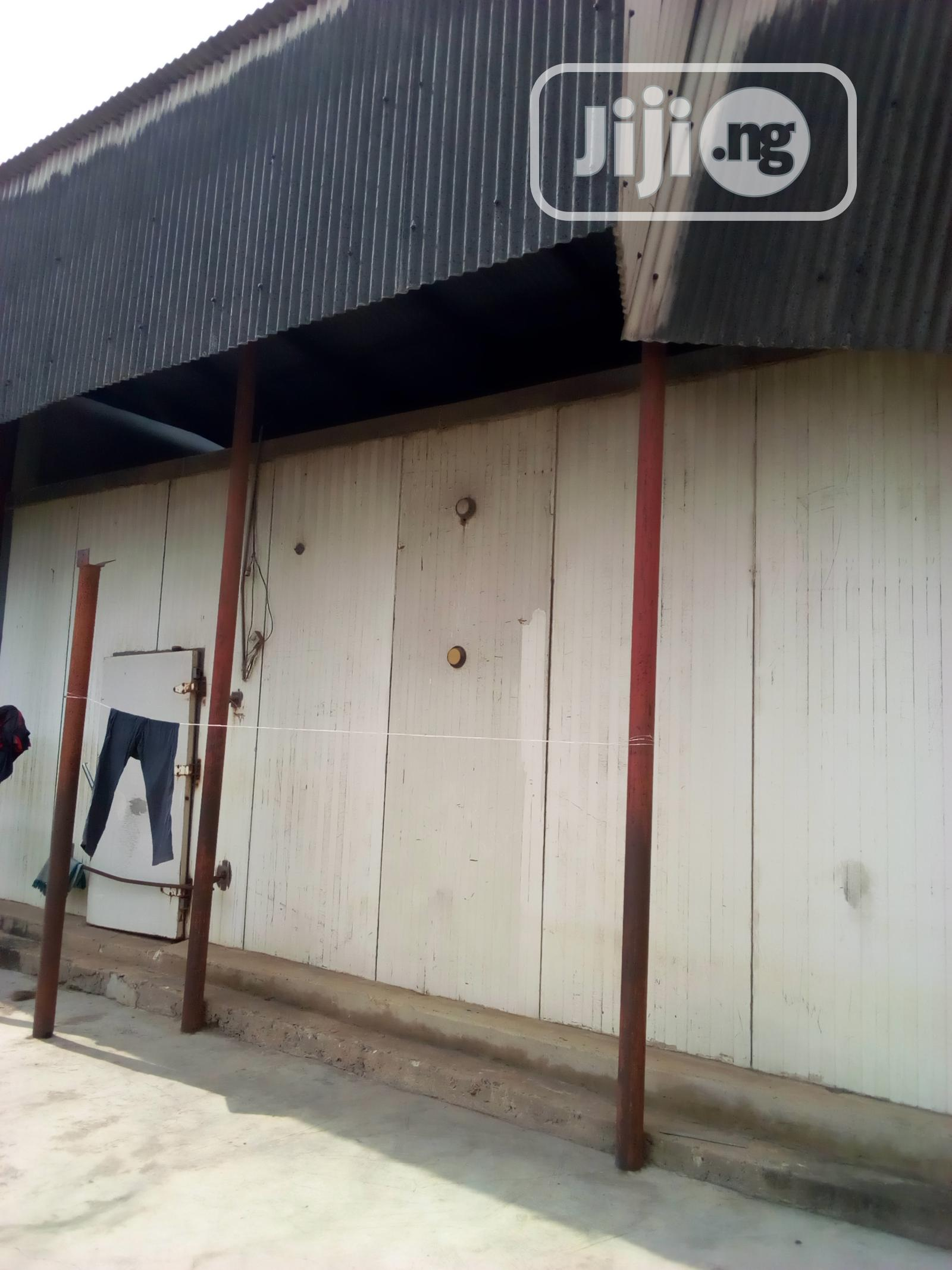 Archive: 300 Ton Cold Room For Sale