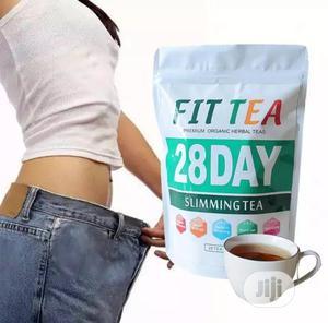 Fit Tea 28 Day Slimming Tea | Vitamins & Supplements for sale in Lagos State, Lekki